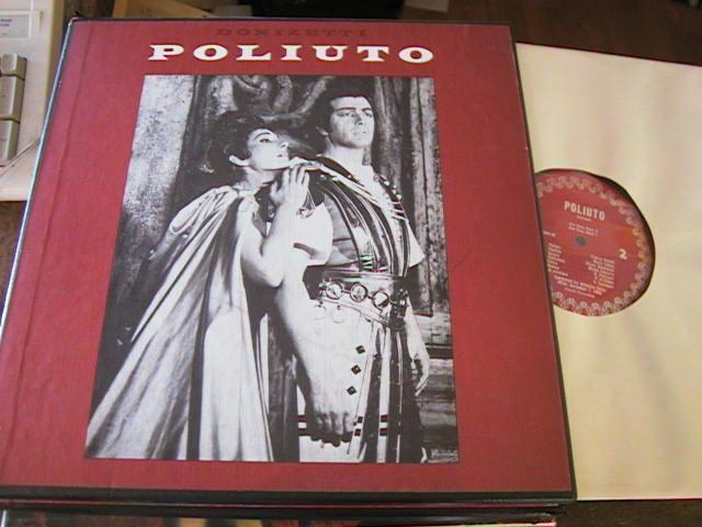 DONIZETTI - POLIUTO - CALLAS VOTO - PRIVATE { R 88