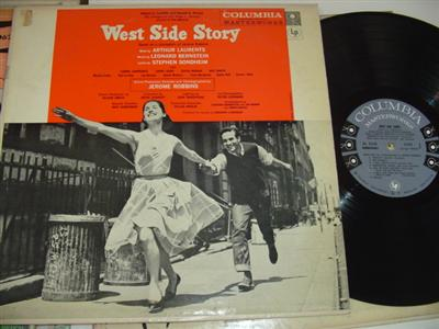 WEST SIDE STORY - RIVERA - COLUMBIA { 360