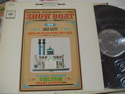 SHOWBOAT - RAITT & COOK - COLUMBIA { 352