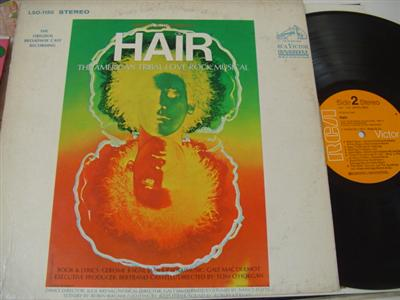 HAIR - CURRY & DYSON - RCA { 351