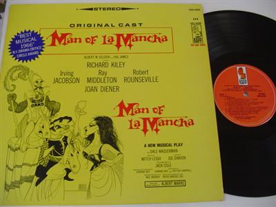 MAN OF LA MANCHA - KAPP { 325