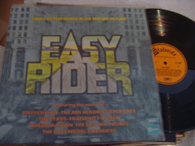 EASY RIDER - STATESIDE UK { 274