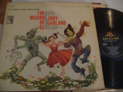 THE WIZARD OF OZ - JUDY GARLAND - MGM { 284