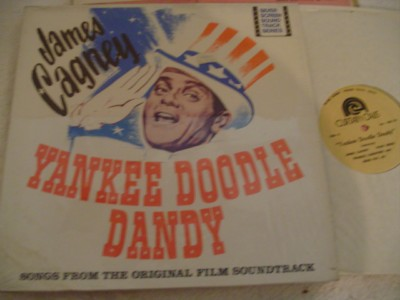 YANKEE DOODLE DANDY - JAMES CAGNEY - CURTAIN CALLS { 406