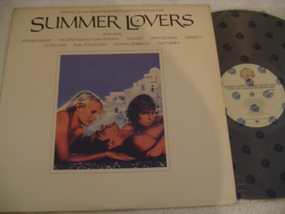 SUMMER LOVERS - WARNER { 410
