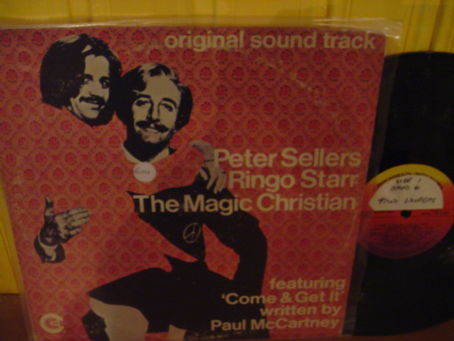 THE MAGIC CHRISTMAS - RINGO STARR - CUR RECORDS