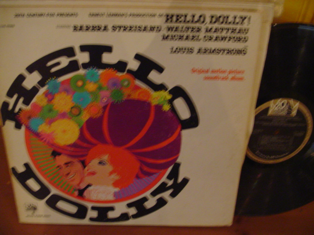 HELLO DOLLY - 20th FOX RECORDS