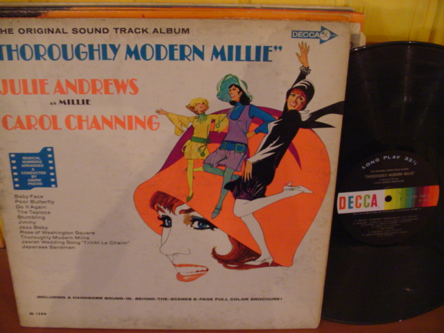 THOROUGHLY MODERN MILLIE - DECCA