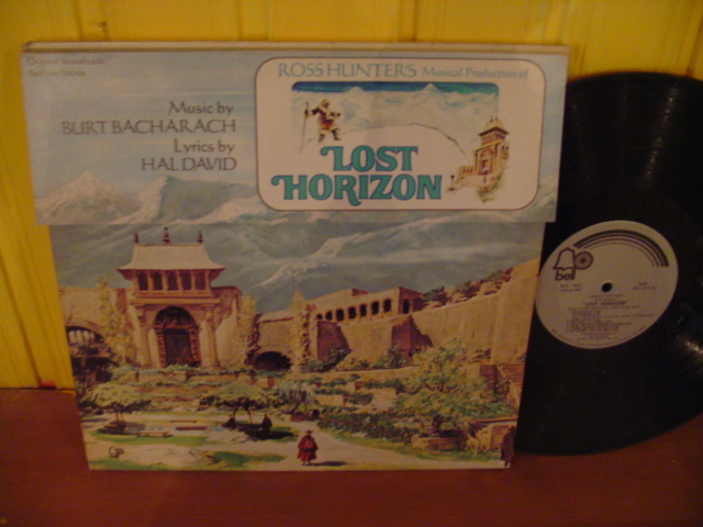 THE LOST HORIZON - BACHARACH - BELL RECORDS