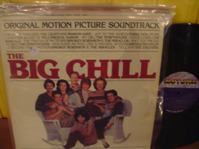 THE BIG CHILL - SOUL - MOTOWN