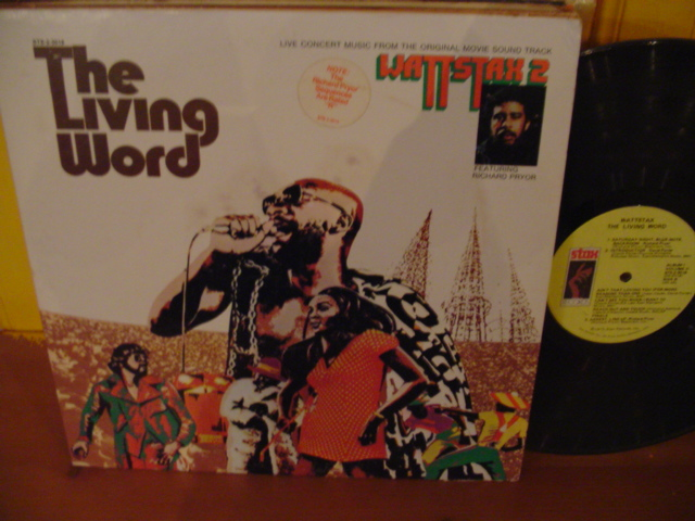 THE LIVING WORD - PRYOR - SOUL - 2 LP SET STAX