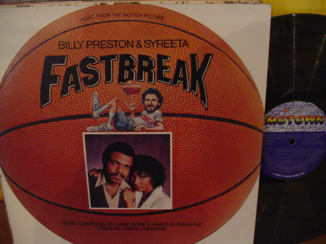 FASTBREAK - BILLY PRESTON & SYREETA - MOTOWN