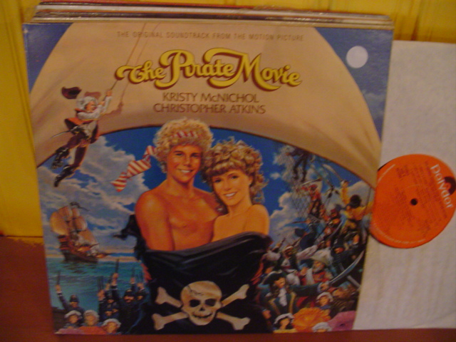 THE PIRATE MOVIE - 2 LP SET POLYDOR