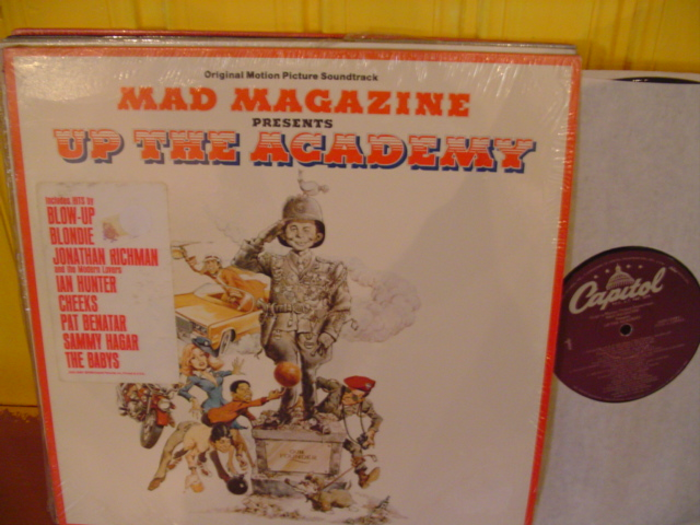 UP THE ACADEMY - MAD MAGAZINE - CAPITOL