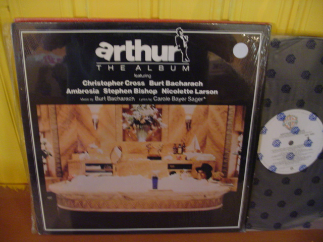 ARTHUR - CHRISTOPHER CROSS - WARNER