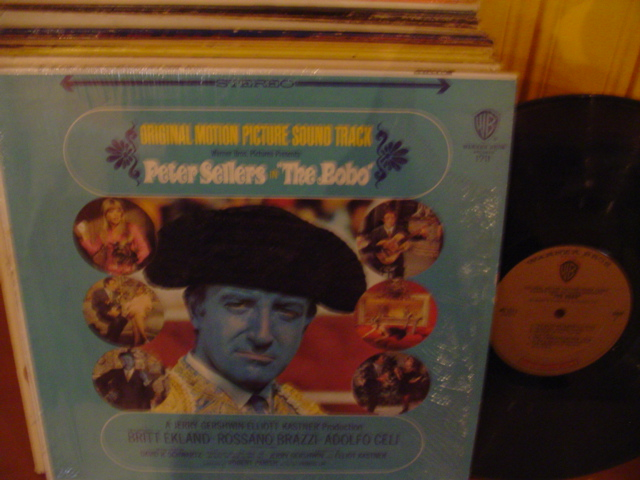 THE BOBO - PETER SELLERS - WARNER