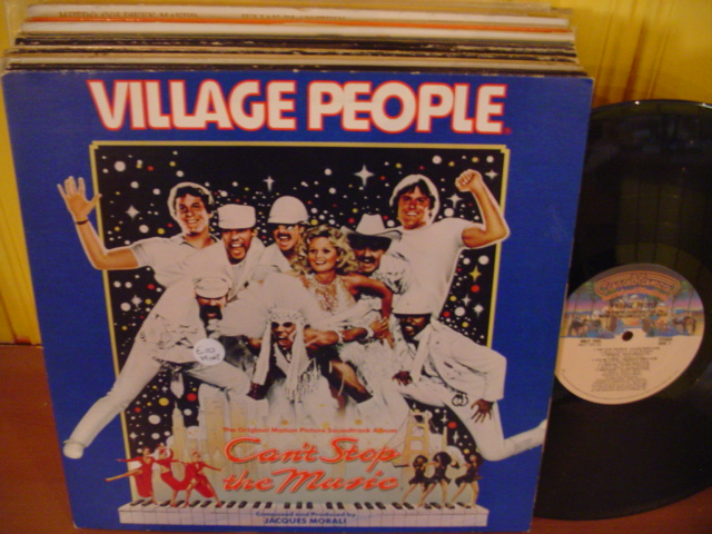 CANT STOP THE MUSIC - VILLAGE PEOPLE - CASABLANCA