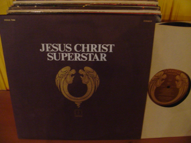 JESUS CHRIST SUPERSTAR - DECCA 2LP SET