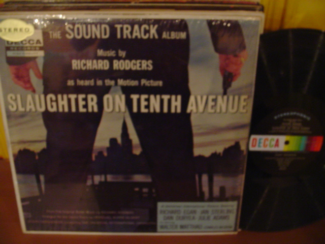 SLAUGHTER ON TENTH AVENUE - DECCA