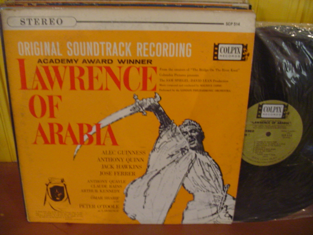 LAWRENCE OF ARABIA - COLPIX
