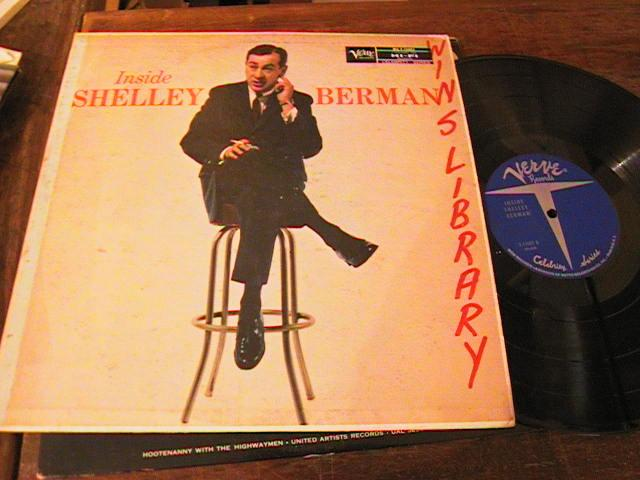 SHELLEY BERMAN - INSIDE - VERVE { PM 185