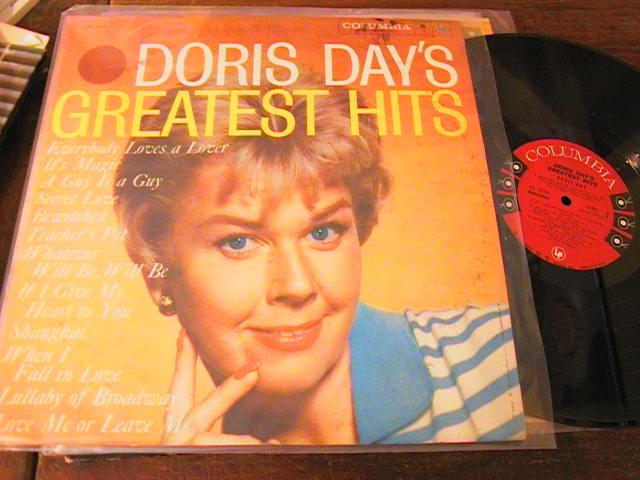 DORIS DAY - GREATEST HITS - COLUMBIA 6 EYE { PM 190