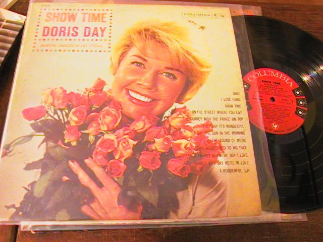 DORIS DAY - SHOW TIME - COLUMBIA 6 EYE { PM 191