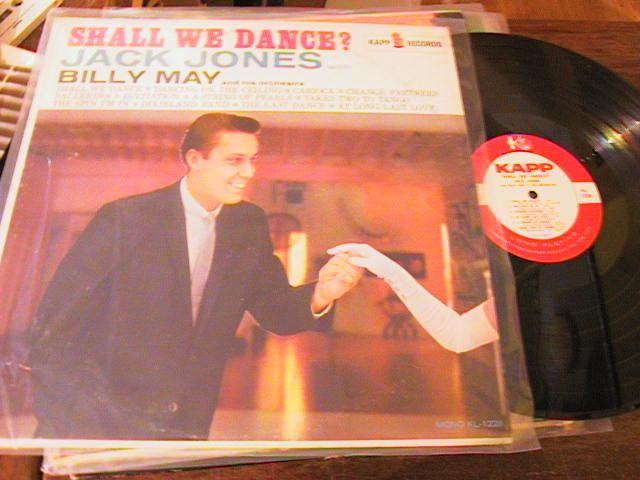 JACK JONES - SHALL WE DANCE - KAPP PROMO - PM 193