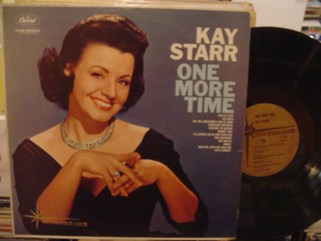 KAY STARR - ONE MORE TIME - CAPITOL - PM 158