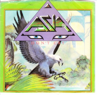 ASIA - DONT CRY - GEFFEN 1983