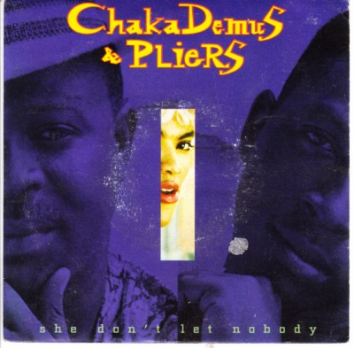 CHAKA DEMUS & PLIERS - SHE DONT LET NOBODY - 1993