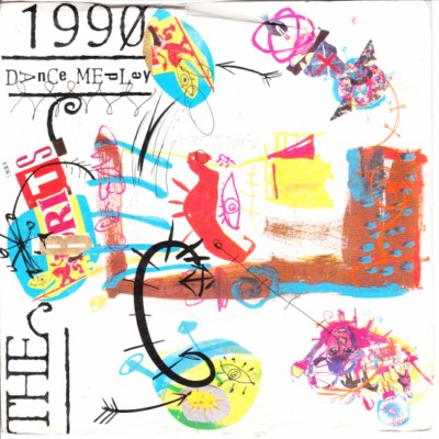 VARIOUS - THE BRITS 1990 DANCE MEDLEY - RCA 1990