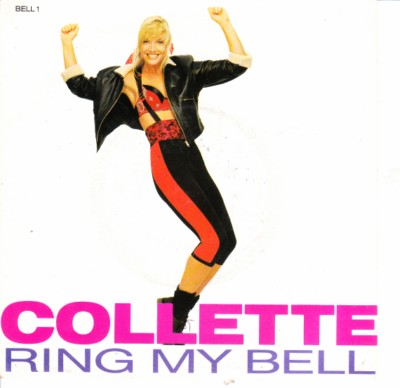 COLETTE - RING MY BELL - CBS 1989