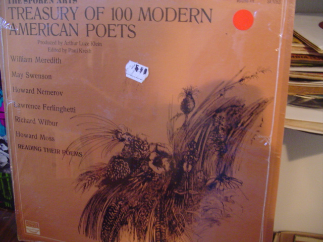SEALED - TREASURY 100 AMERICAN POETS - SA [ 53