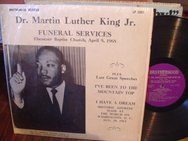 MARTIN LUTHER KING - FUNERAL SERVICE 1968 - [ 62