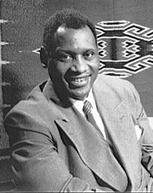 Paul Robeson 78's