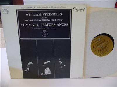 STEINBERG - COMMAND PERFORMANCE COMMAND { R 232