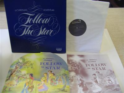 MALA POWERS - FOLLOW THE STARS - RCA 2LP { R 224