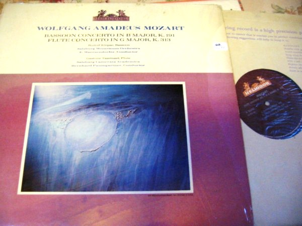 ASHKENAZY - MUSSORGSKY - PICTURES EXHIBITION - LONDON