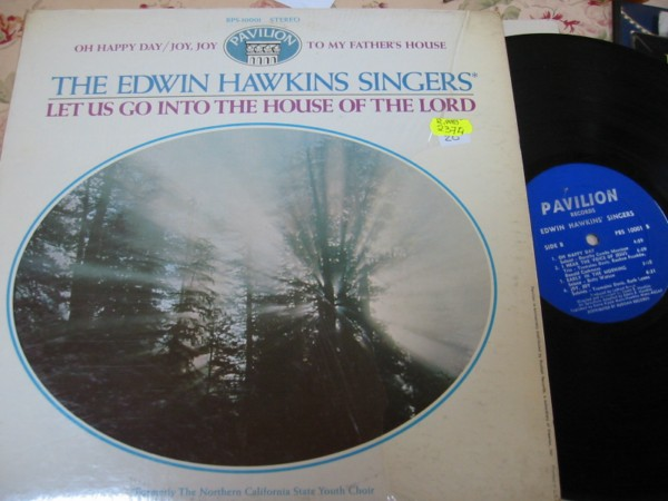 EDWIN HAWKINS SINGERS - HOUSE OF LORD - PAVILION