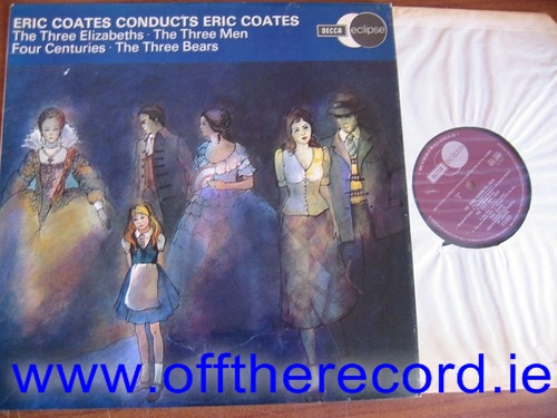 Eric Coates Conducts Eric Coates - Decca ECS 2088