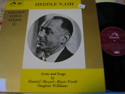 HEDDLE NASH - GOLDEN VOICE - EMI { R 947