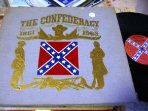 THE CONFEDERACY - R. BALES - COLUMBIA { 970A