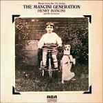 Henry Mancini ‎– The Mancini Generation - RCA - Sealed