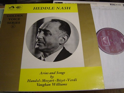 Heddle Nash - Arias & Songs - EMI HQM 1089