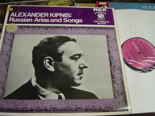 Alexander Kipnis - Russian Songs & Arias - RCA VIC 1434