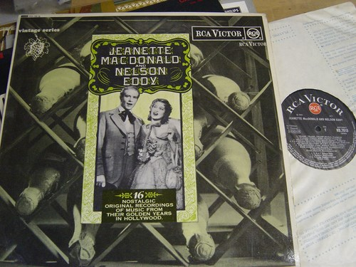 Jeanette MacDonald & Nelson Eddy - RCA RD 7815