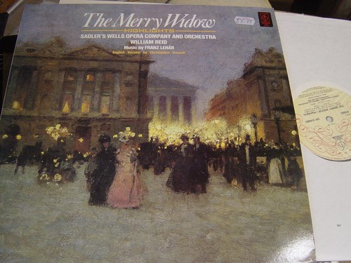 Lehar - The Merry Widow Highlights - Reid - CFP 4144851