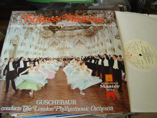 Strauss Waltzes - Guschlbaur & London Philharmonic - CFP 165