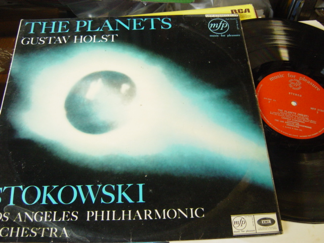 Holst - The Planets - Stokowski - MFP 2134 Stereo